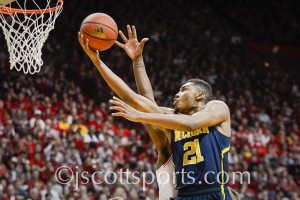 Indiana 70, Michigan 67 - #12