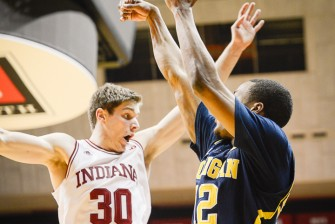 Indiana 70, Michigan 67 - #18