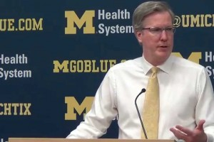 Iowa coach Fran McCaffery discusses stifling zone, win over Michigan