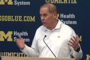 John Beilein previews Michigan State