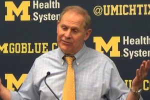John Beilein recaps home loss to Michigan State