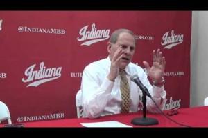 John Beilein recaps loss at Indiana