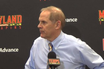 John Beilein recaps loss at Maryland