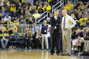 Michigan 54, Iowa 72-14