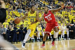 Michigan 64, Ohio State 57-21