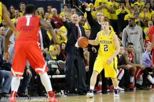 Michigan 64, Ohio State 57-26