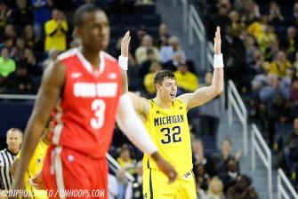 Michigan 64, Ohio State 57-6