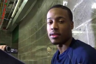 Muhammad Ali Abdur Rahkman talks 18 point game vs  MSU