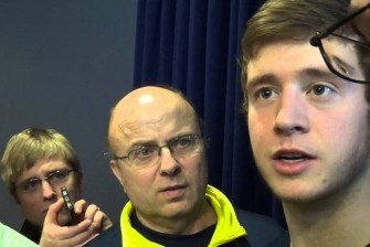 Spike Albrecht recaps stellar game in win over Ohio State