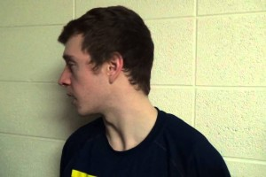 Spike Albrecht talks loss at Indiana
