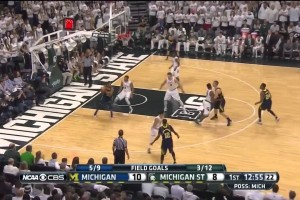 Five Key Plays: Michigan at Michigan State