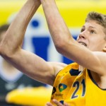 Report: German forward Moritz Wagner to visit Michigan this weekend