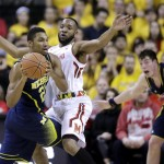 Zak Irvin, Kameron Chatman showcase growth in loss at Maryland