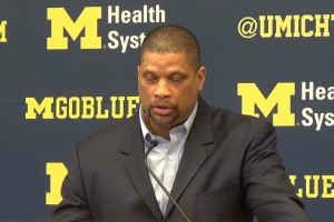 Eddie Jordan says Michigan 'shot the lights out' vs  Rutgers