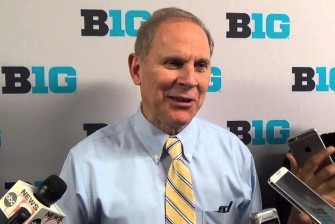 John Beilein after Wisconsin