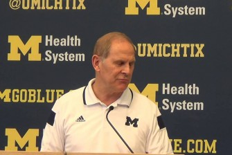 John Beilein discusses difficult season, previews Northwestern