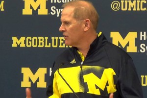 John Beilein previews Illinois, Big Ten tournament
