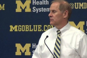 John Beilein recaps Senior Day win over Rutgers