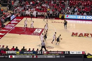 Maryland 5 Key Plays