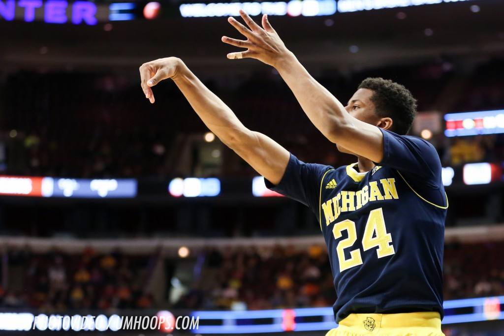 Michigan 73, Illinois 55-28