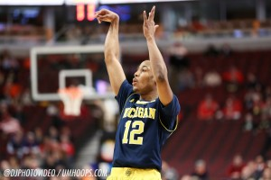 Michigan 73, Illinois 55-4