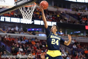 Michigan 73, Illinois 55-5