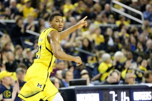 Michigan 79, Rutgers 69 -12