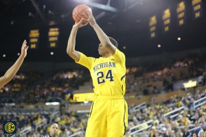 Michigan 79, Rutgers 69 -20