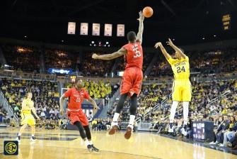 Michigan 79, Rutgers 69 -22