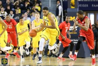 Michigan 79, Rutgers 69 -25