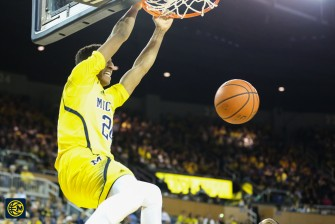 Michigan 79, Rutgers 69 -27