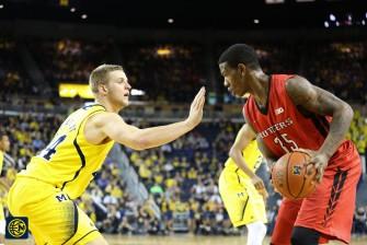 Michigan 79, Rutgers 69 -3