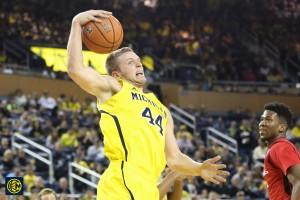 Michigan 79, Rutgers 69 -7