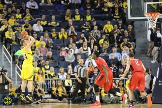 Michigan 79, Rutgers 69 -8