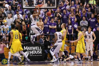Northwestern 82, Michigan 78-17