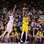 Photo Gallery: Northwestern 82, Michigan 78 (2OT)