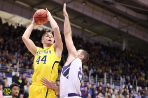 Northwestern 82, Michigan 78-7