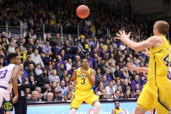 Northwestern 82, Michigan 78-8