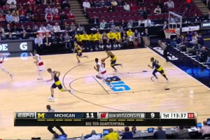 Wisconsin 5 Key Plays