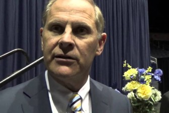 Beilein speaks on Caris LeVert's NBA decision, scholarships and more