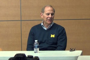 John Beilein discusses 2015 16 roster