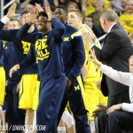 Notebook: Spike Albrecht, John Beilein discuss future at banquet