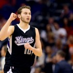 Report: Nik Stauskas traded to Philadelphia 76ers