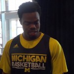 Video: Aubrey Dawkins, Derrick Walton, Caris LeVert and Spike Albrecht preview first practice