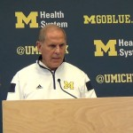 Video & Quotes: John Beilein talks first practice