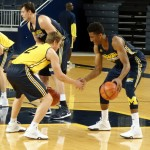 Video: Inside Michigan's first practice of 2015-16