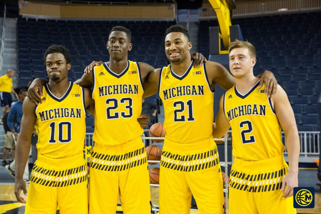 3ac33fffc This team will be Beilein s most veteran and loaded team since the 2012  Final Four team. Caris Levert returns from ...