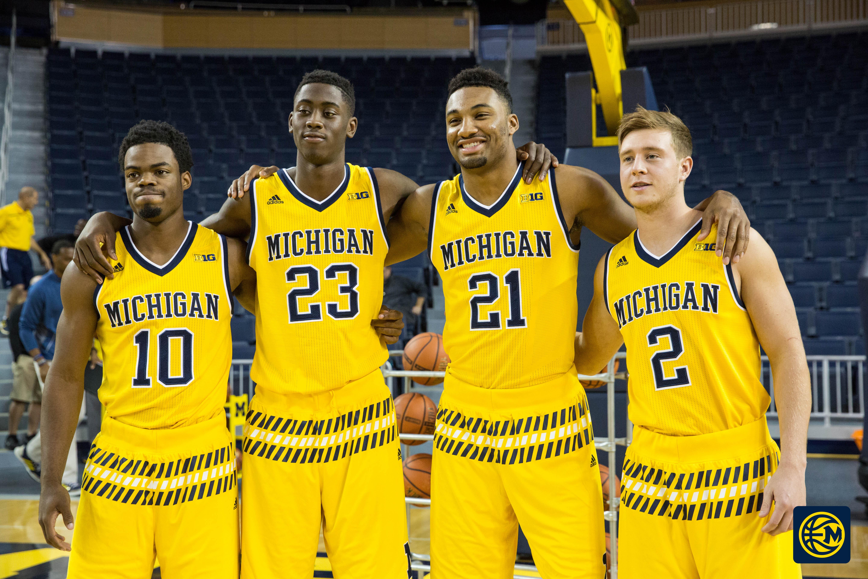 Photo Gallery: Michigan Basketball Media Day 2015 | UM ...
