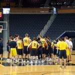 Photo Gallery: Michigan's First Practice 2015-16