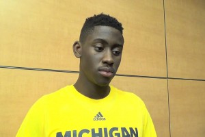 Caris-LeVert-after-Northern-Michigan